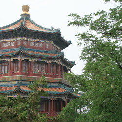 The Emperor's summer palace