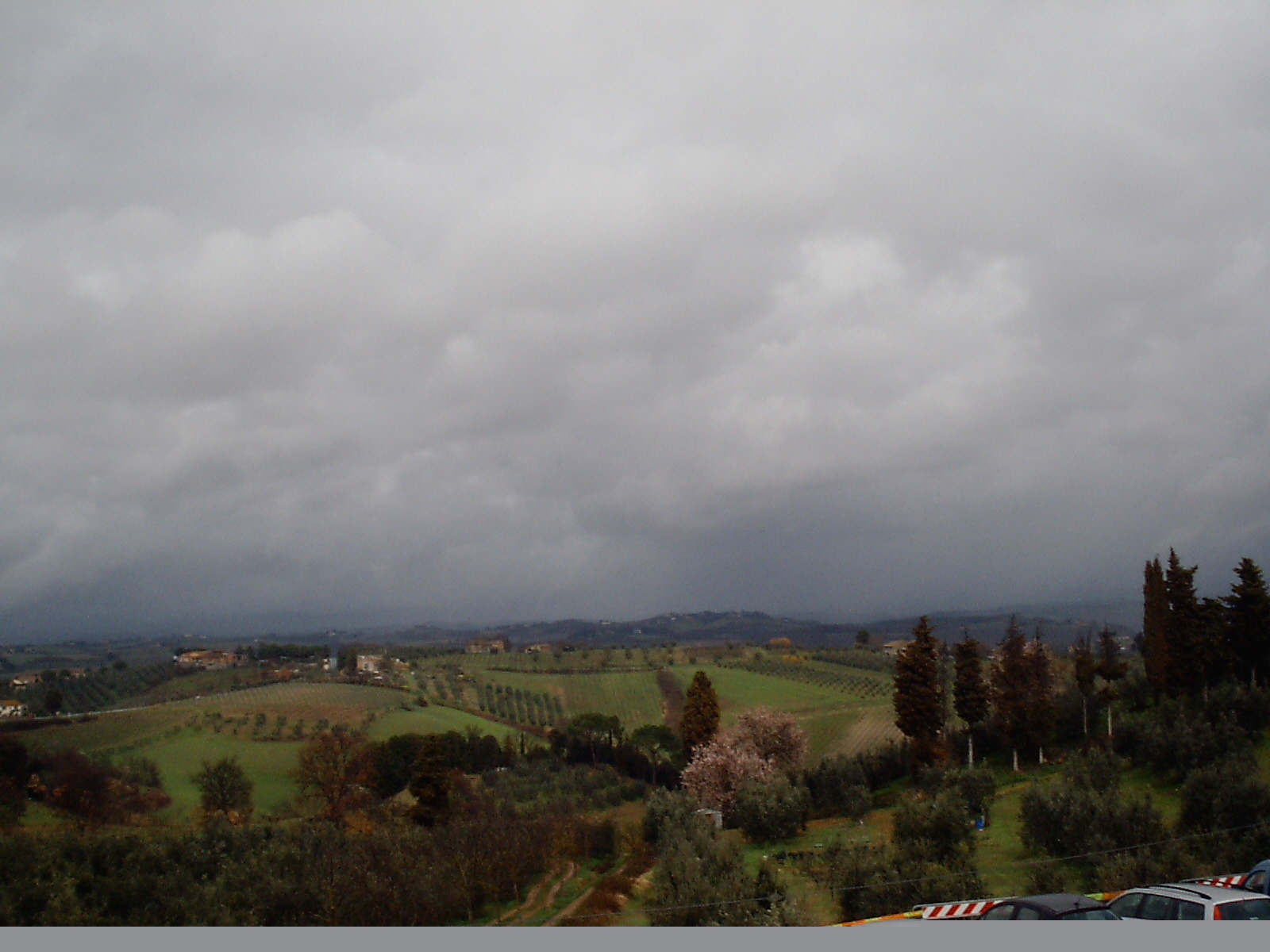 Easter Sunday in Tuscany