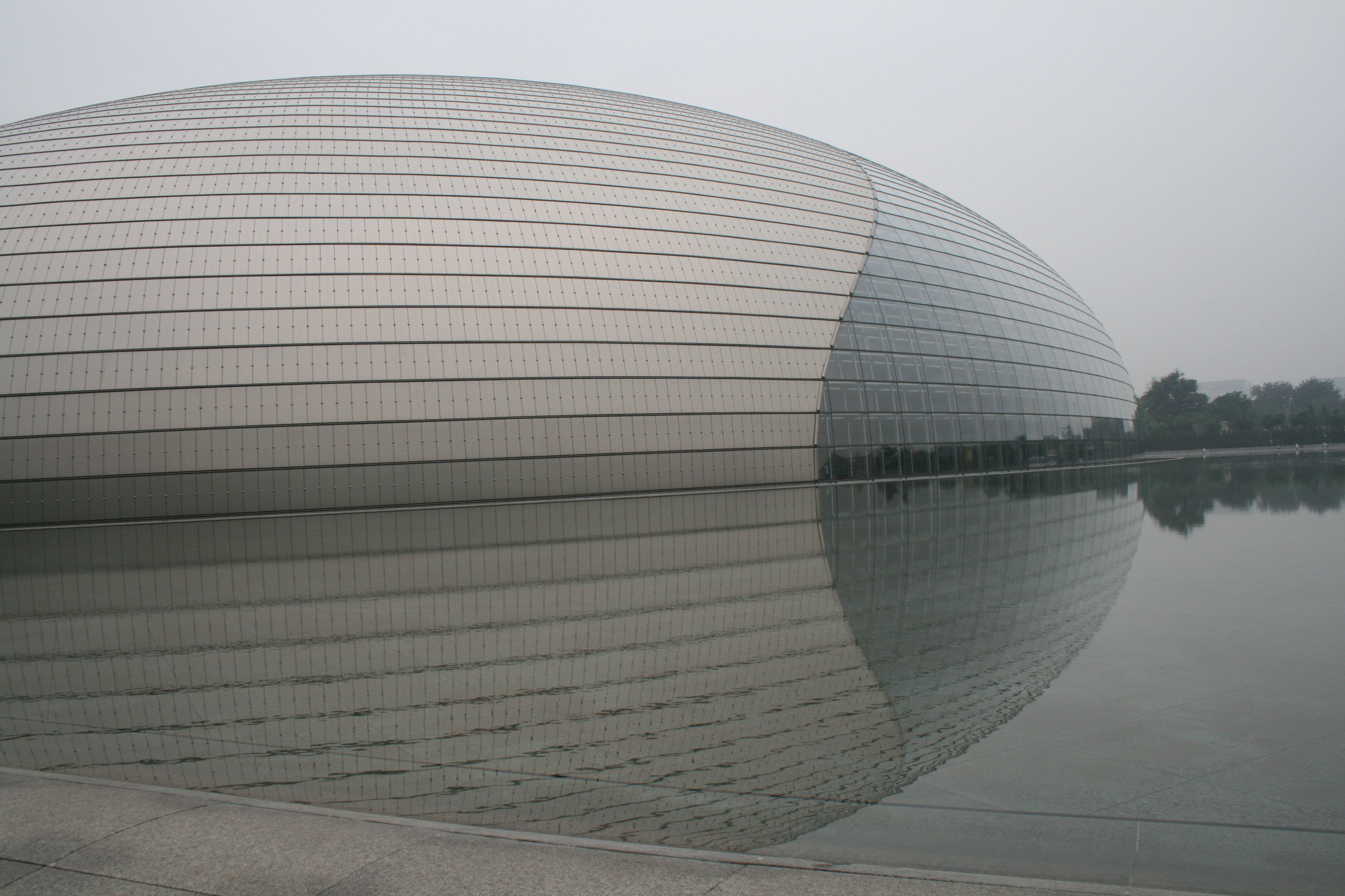 """The Egg"" in Beijing"